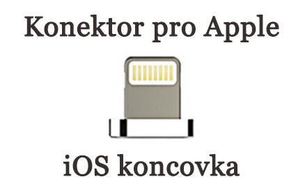 Koncovka - Apple