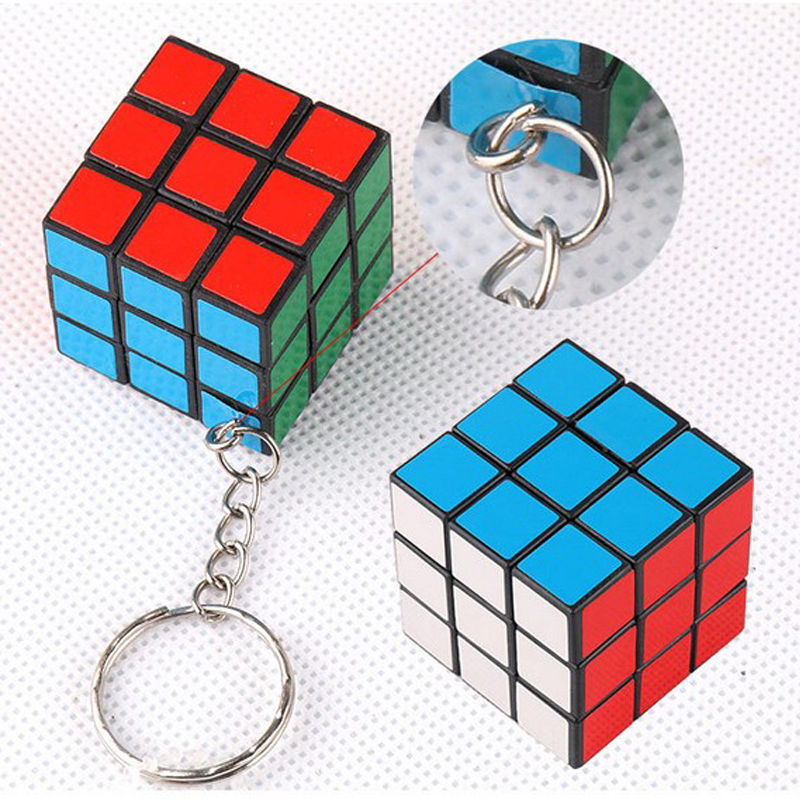 SEEQS-2PCS-Pack-Mini-Magic-Rubik-Cube-Key-Ring-Puzzle-Key-Chains-Relieves-Stress-Toy-Halloween1