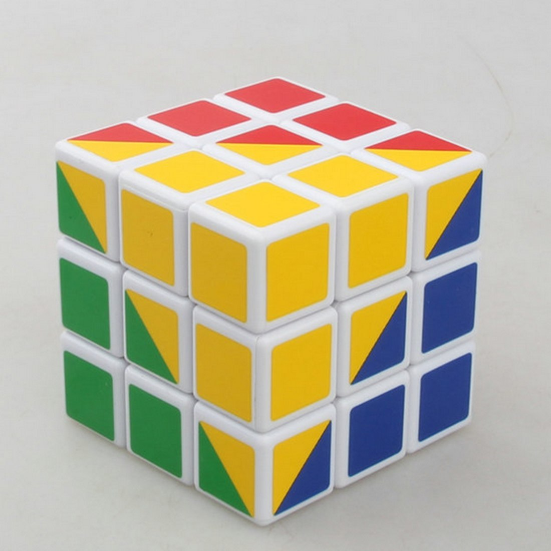 X-cube-Most-Difficult-3X3X3-56mm-Magic-Speed-Cube-Four-Colors-Magic-Cube (2)