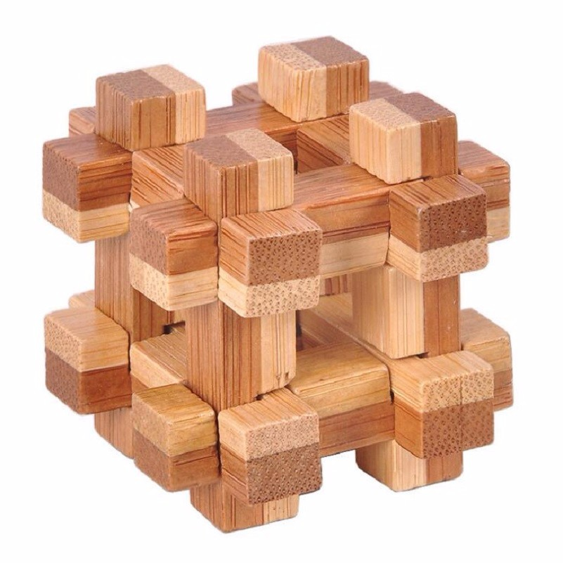 10-pcs-set-3D-handmade-vintage-Ming-lock-Luban-lock-wooden-toys-adults-puzzle-children-adult