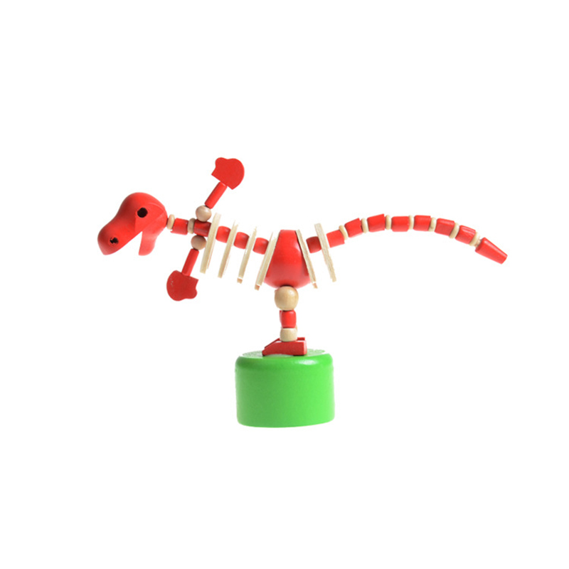 High-Quality-Kids-Intelligence-Toy-Funny-Dancing-Puppets-Standing-Colorful-Doll-Rocking-Dinosaur-Wooden-Toy-Random (1)