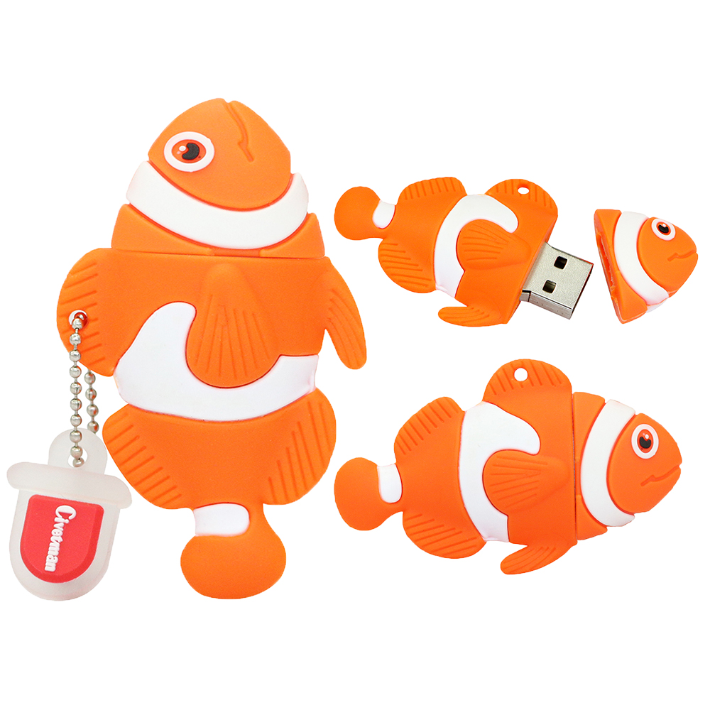 Johns Shop -Flash  disk - ryba (2)